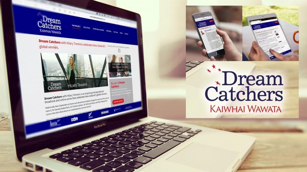 Dream Catchers Website